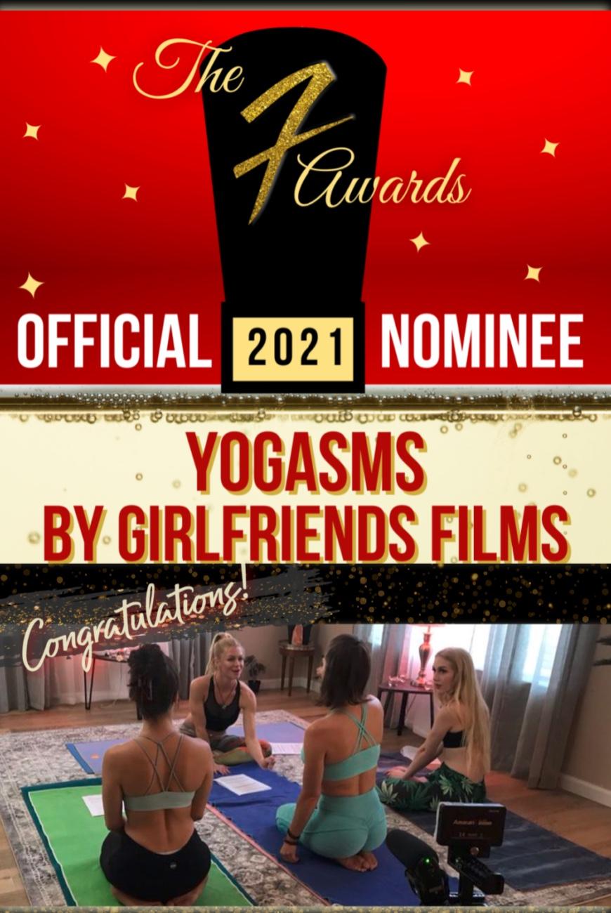 F Awards nominee Yogasms Serene Siren | Girlfriends Films