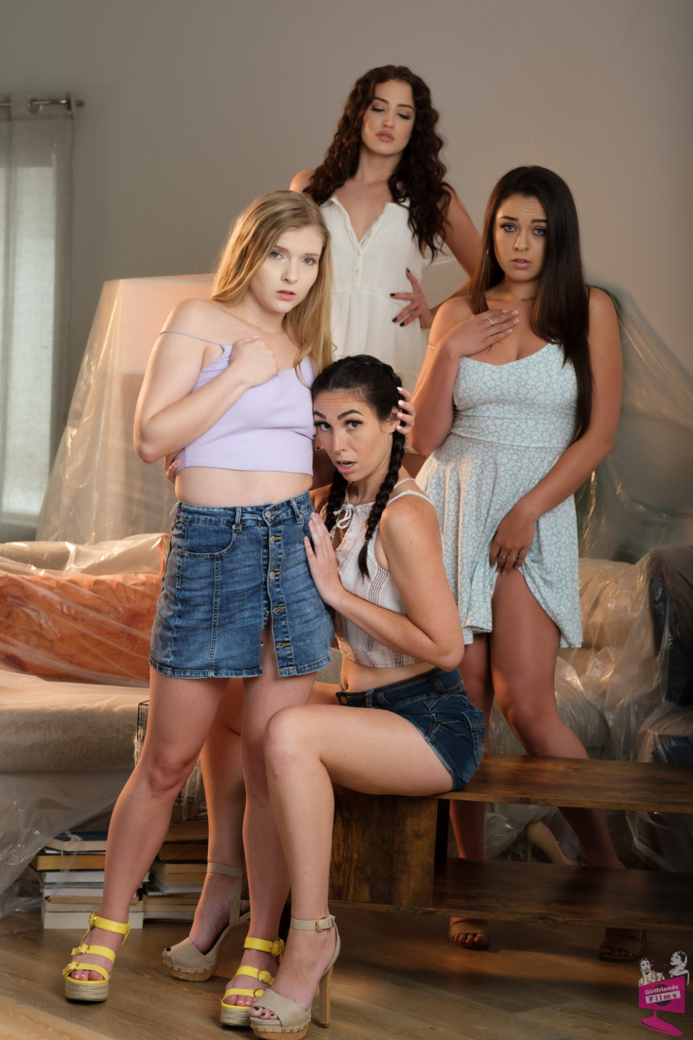 Cast of Lesbian Ghost Stories 5