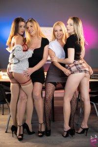 Cast of Lesbian Legal 20