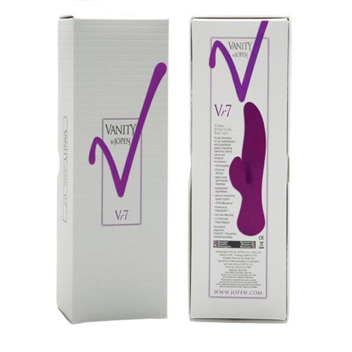 Vanity Vr7 Vibrator by Jopen