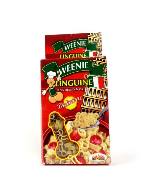 Weenie Linguine Penis Pasta