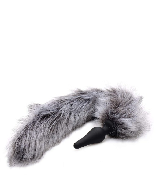 Tailz Fox Tail Anal Plug and Ears Set