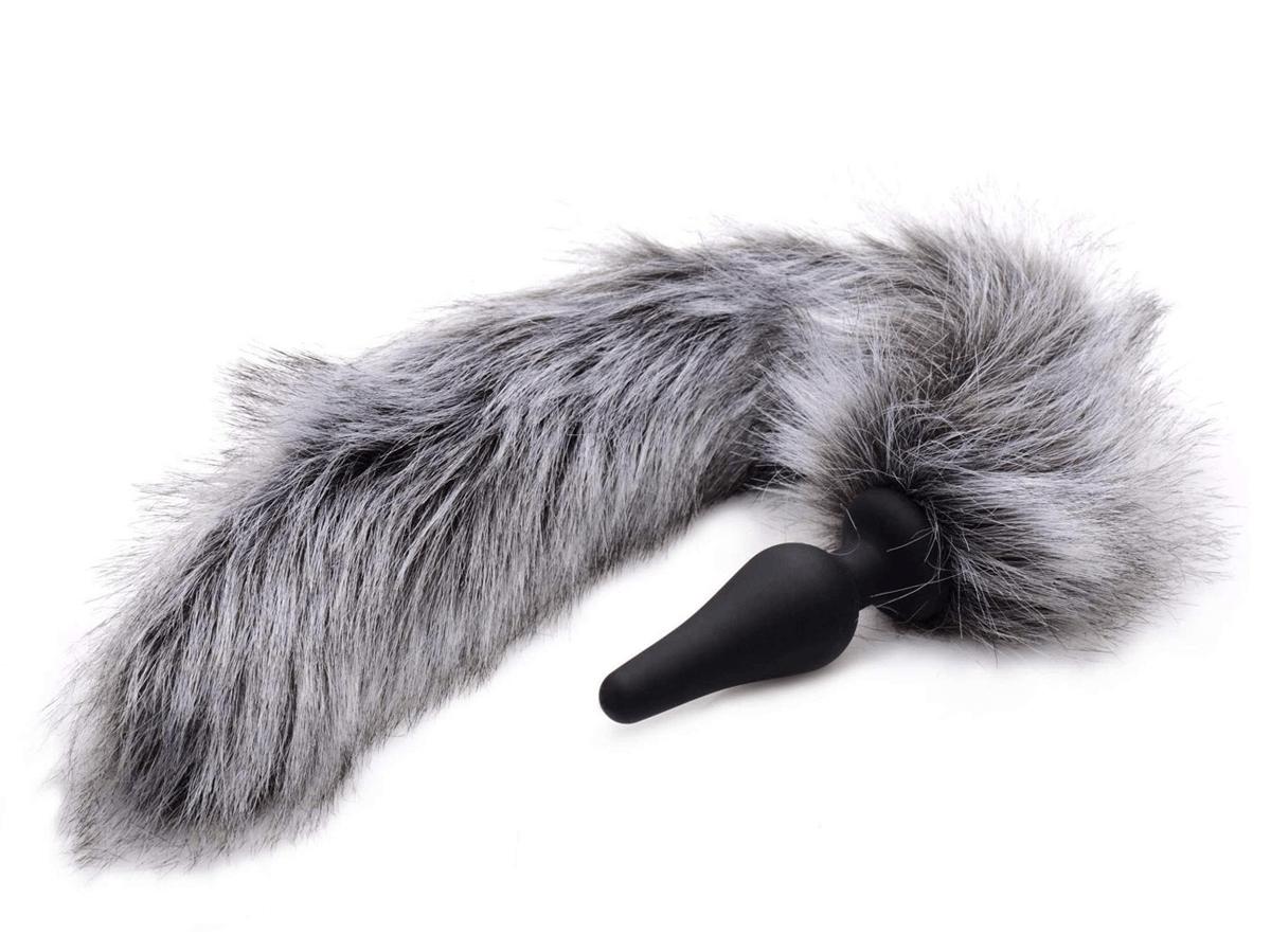 Tailz Fox Tail Anal Plug and Ears