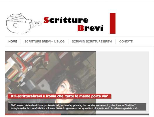 Scritture Brevi