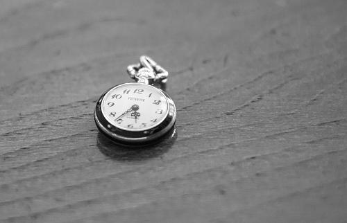 Gestione del Tempo - Foto di Tiziano Caviglia, Flickr