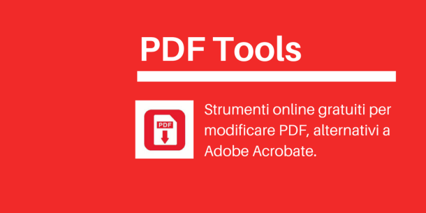 modificare pdf