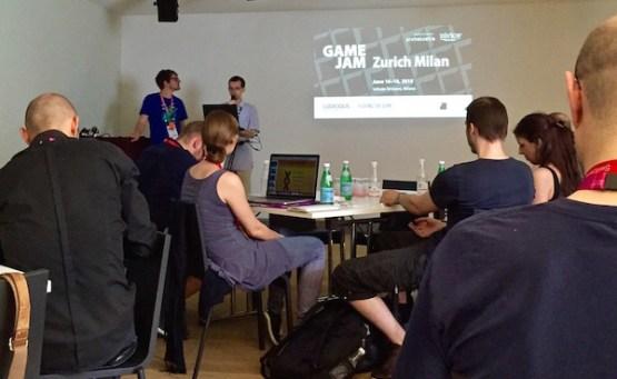 Game Conference: Zurich Milan