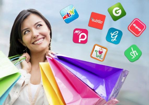 App shopping online