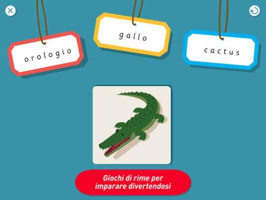 Letture per bambini Montessori: giochi di rima e di lettura