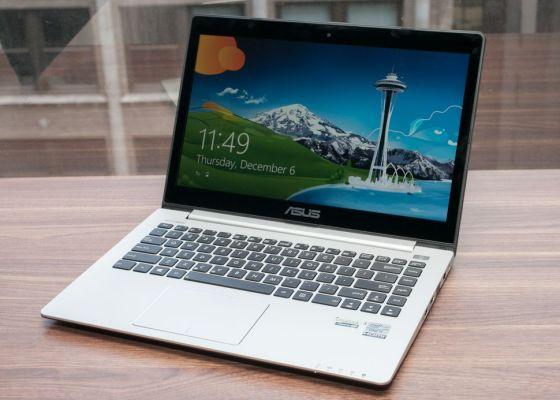Asus VivoBook Notebook