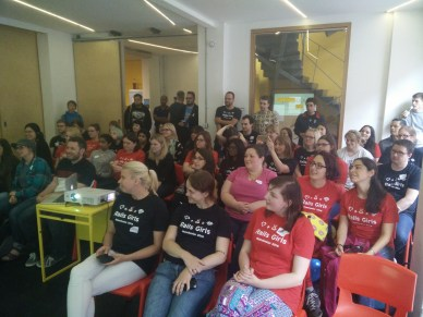 Rails Girls Manchester 2016