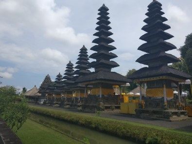 Bali Honeymoon Taman Ayun Temple