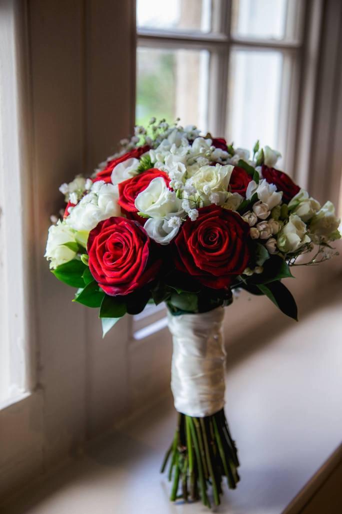 Geek Wedding Bouquet