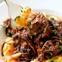 Slow-Cooked Short Rib Ragu