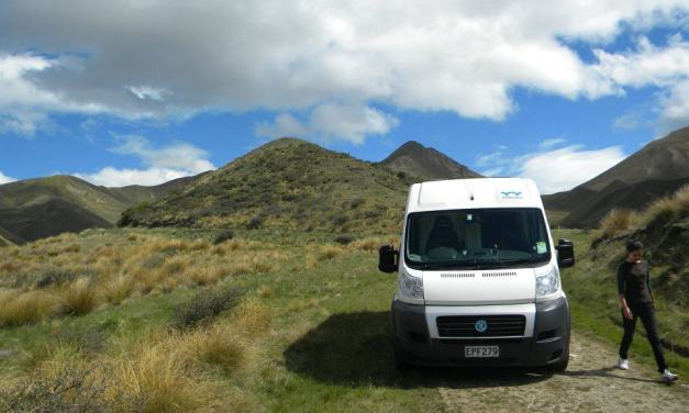An Epic New Zealand Road Trip