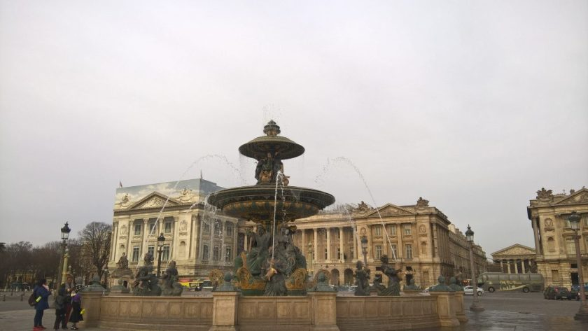 Fontaines de la Concorde