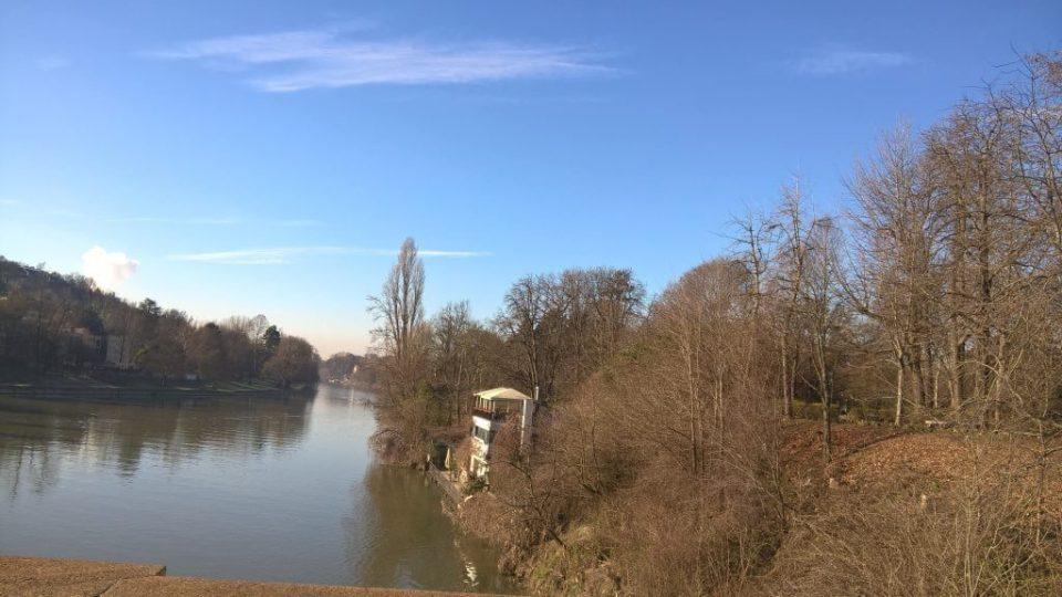 River Po, Torino