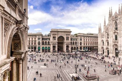 Milan blog 1