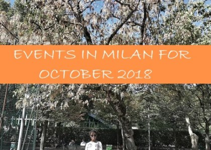 What to do in Milan This October