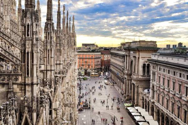 48 hours in milan