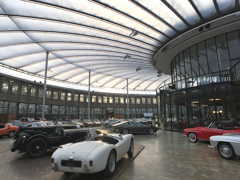 Classic Remise Düsseldorf: A Must See For Classic Car Lovers ...