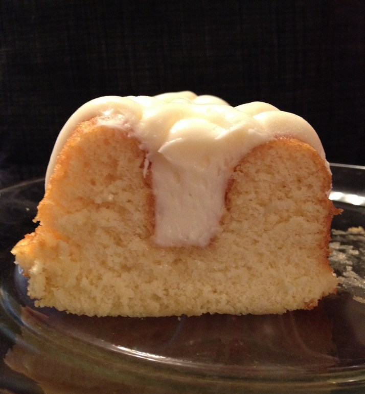 Nothing Bundt Cakes Frosting | Girl on the Move Blog