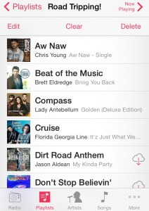 Road Trip Essentials Playlist | Girl on the Move Blog
