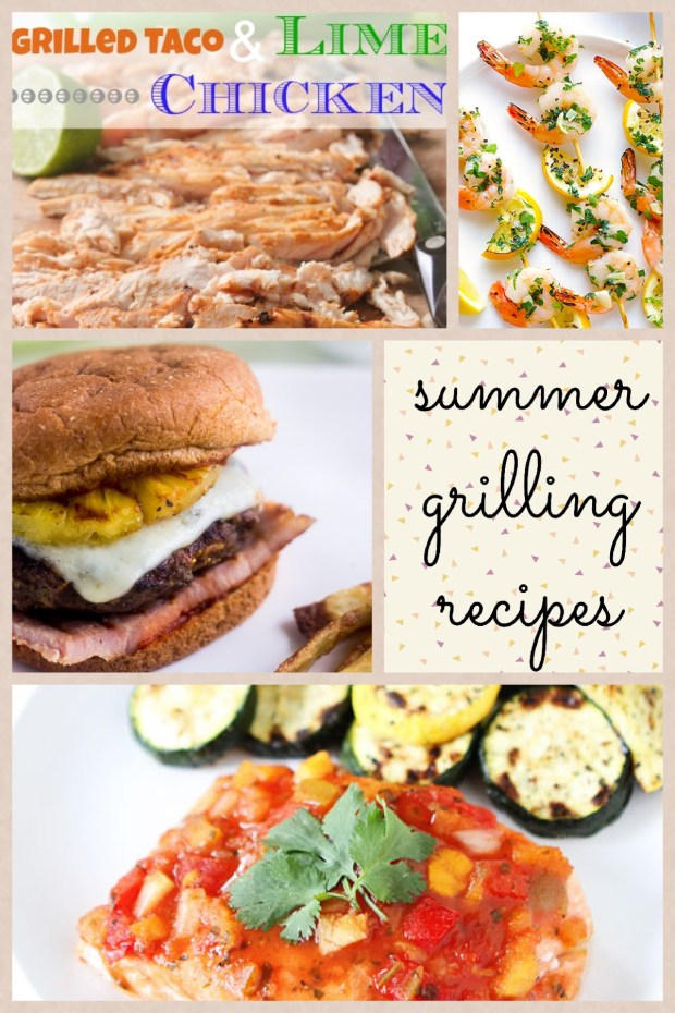 Grill Link Love | Girl on the Move Blog