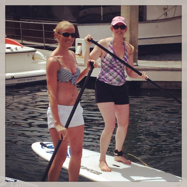 Stand Up Paddle Board | Girl on the Move Blog