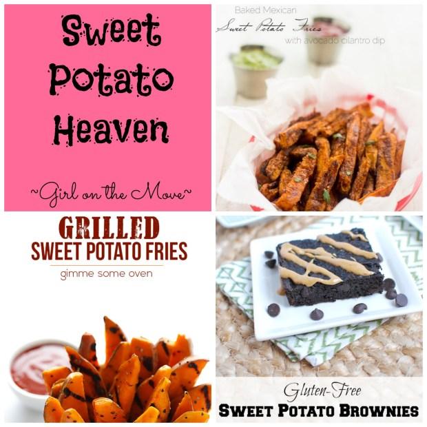 Sweet Potato Heaven | Girl on the Move