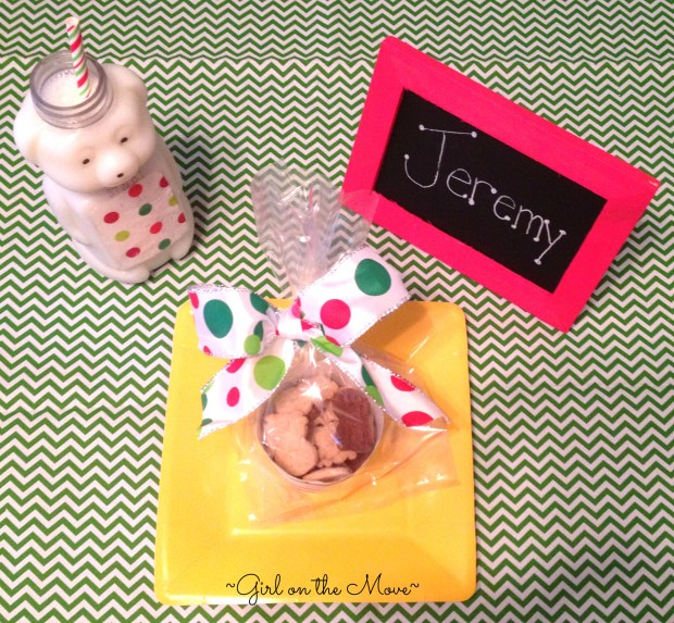 Milk and Cookies Party #merryblogmas