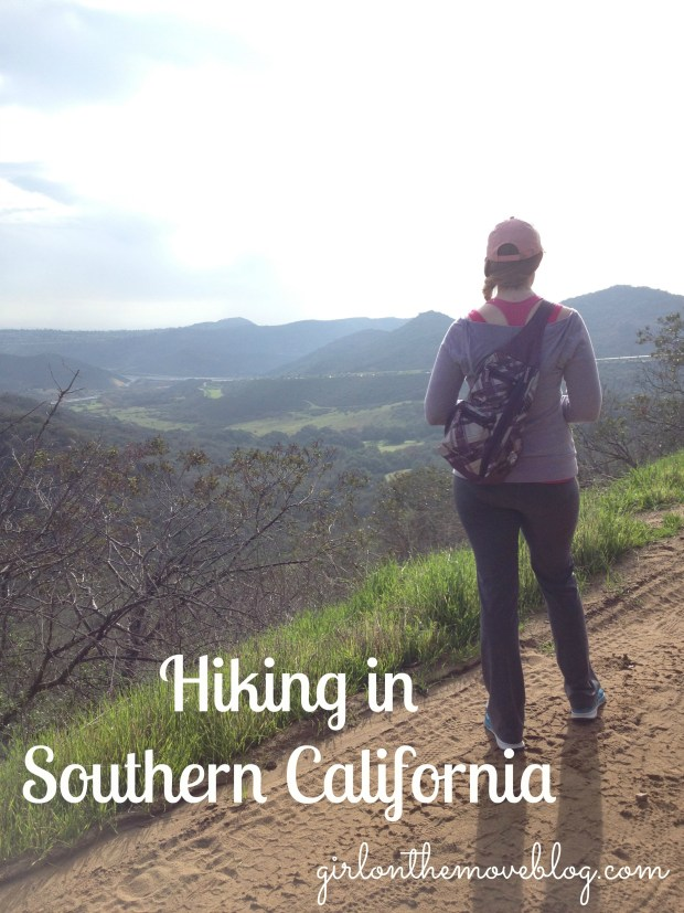 Laguna Coast Wilderness Park...hiking in Southern California