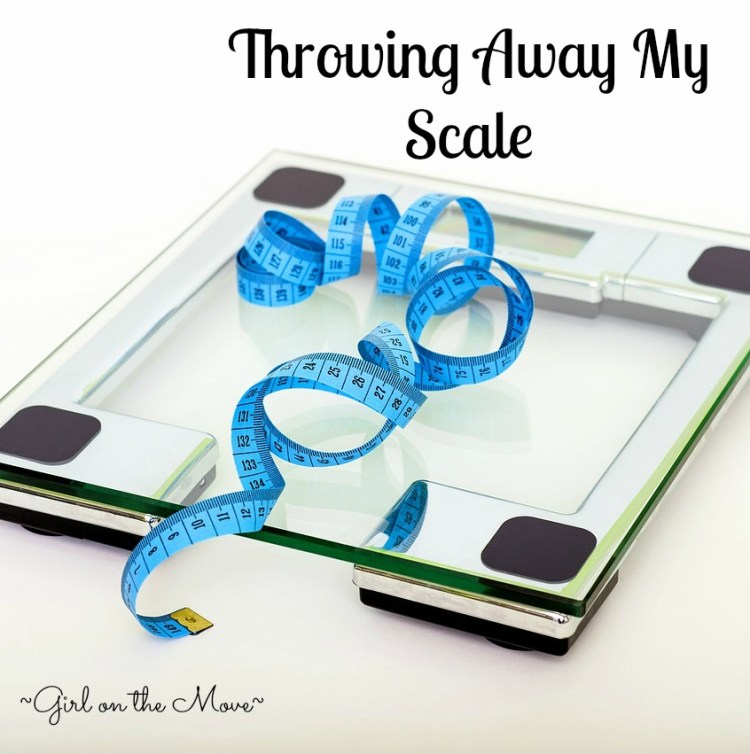 Is it time to throw away my scale?