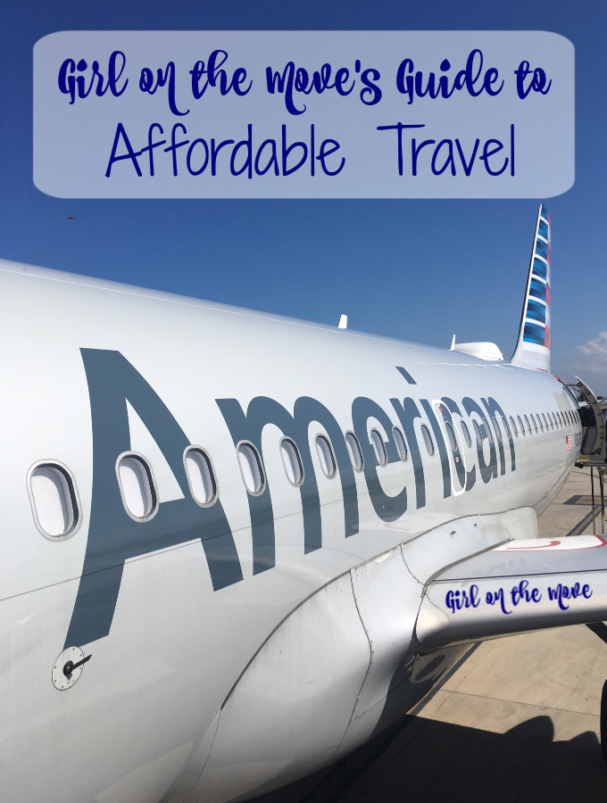 I've found the secret to affordable travel is to save more money before I travel and to cut costs while I travel and now I'm sharing what I've learned!