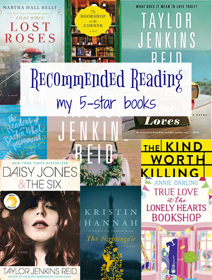 Reading recommendations, best books to read, reading lists for women, reading challenge, reading challenge list, best books of all time, book recommendations, best book club books, good books to read 2019, good books to read 2020, book club recommendations, good book club books, book club suggestions, book club books suggestions, best book club books for discussion
