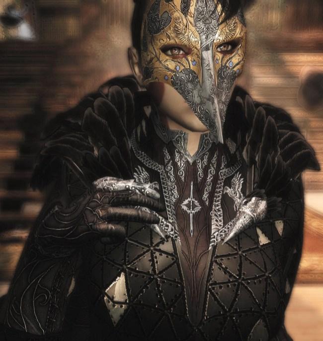 Tera Armor Mask – Jerusalem House