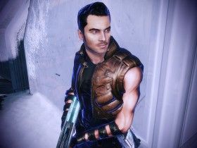 Kaidan's Carth Outfit