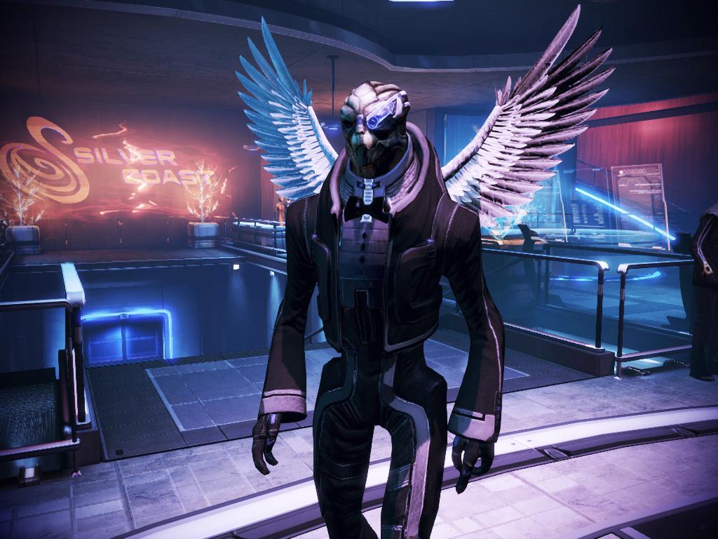 Garrus Archangel Mod