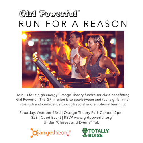 GP Orange Theory Fitness Fundraiser