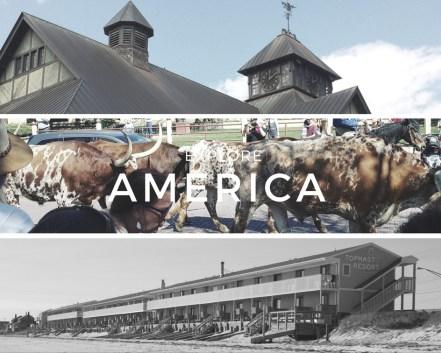 explore - America