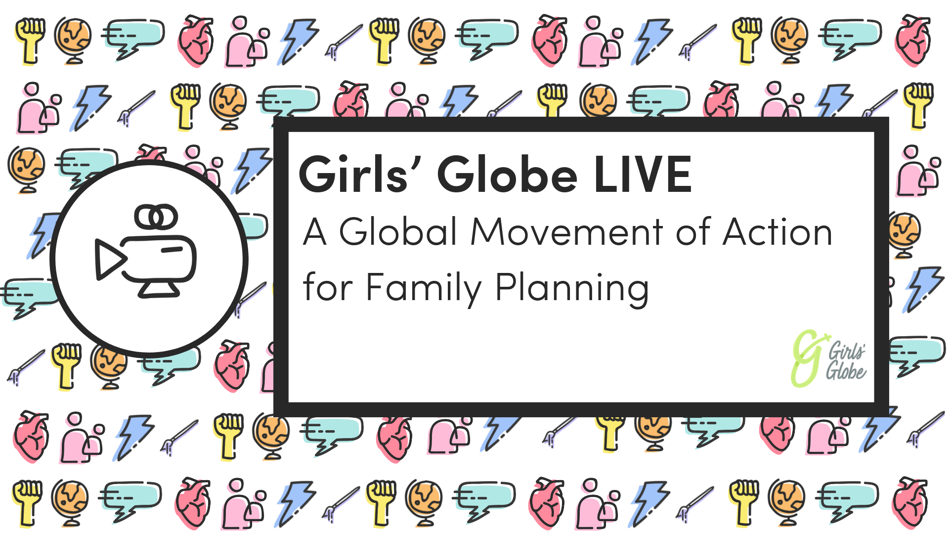 Watch Girls' Globe LIVE on Facebook