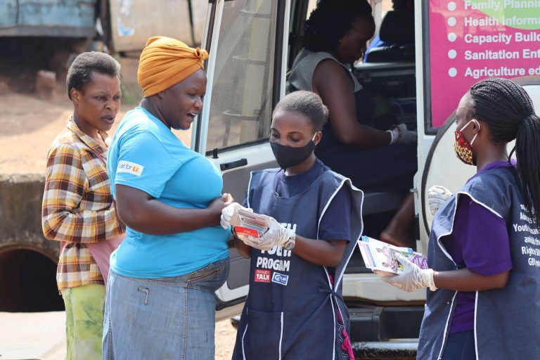 Community Health Drive, Girl Up Initiative Uganda