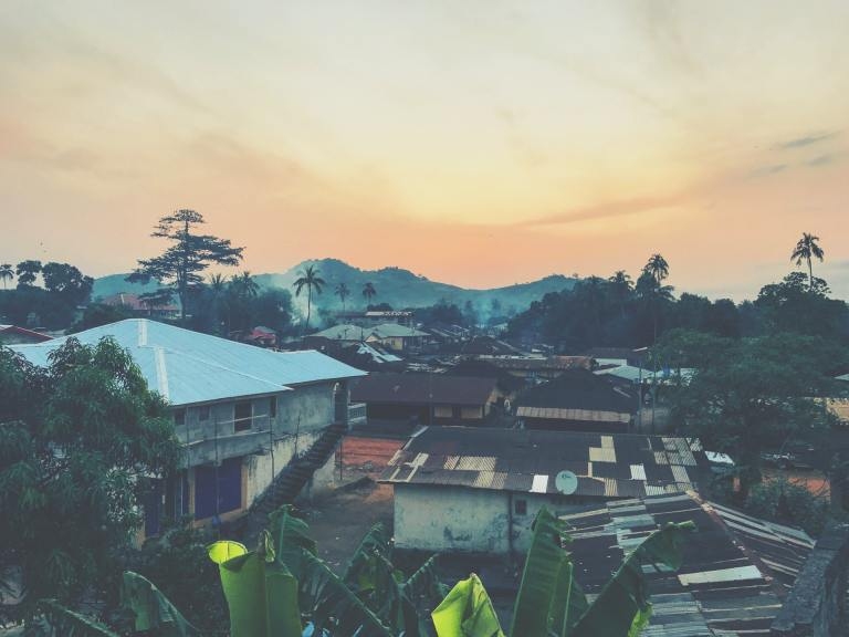 Sierra Leone Photo: Girl-led innovation during COVID-19