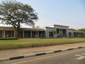 Lilongwe Parliament Building - Abortion Law Reform Malawi