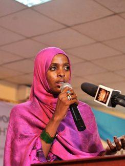 Ifrah Ahmed - Somali-Irish Social Activist