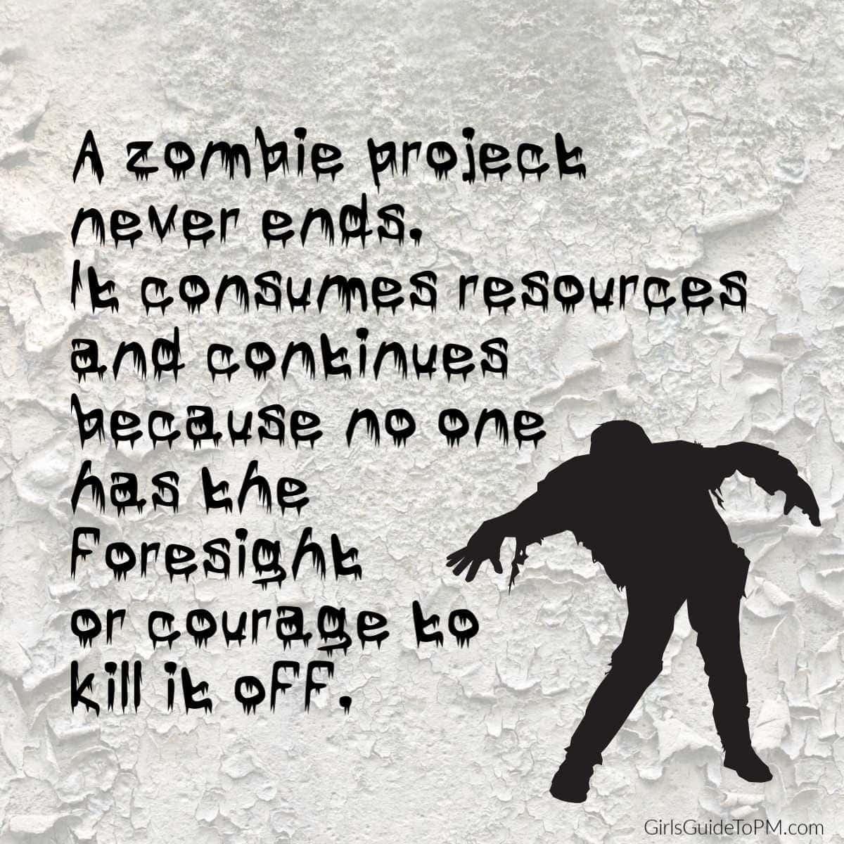 Descripción del proyecto zombie