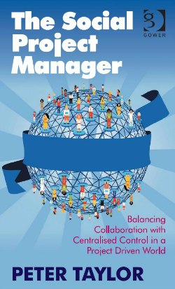 Este es el libro de Peter, The Social Project Manager