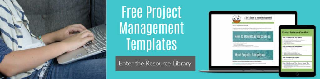 ¡Plantillas gratuitas de administración de proyectos para ayudarlo a administrar sus proyectos con más confianza y menos estrés! ¿Por qué empezar de cero cuando puede usarlos para su trabajo?