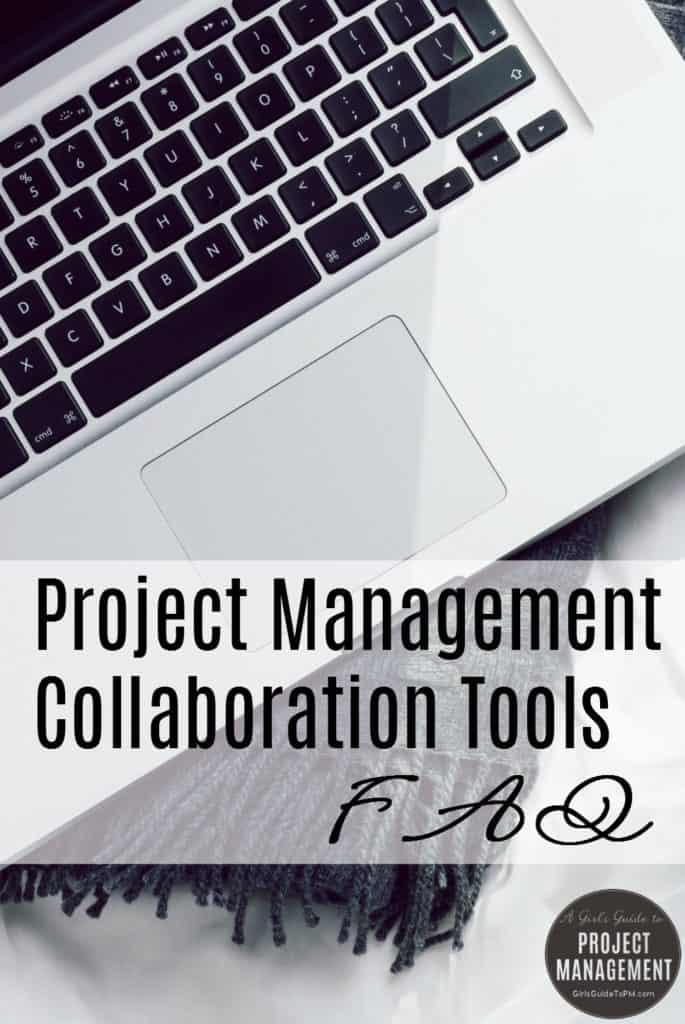 Preguntas frecuentes sobre herramientas de colaboración de gestión de proyectos