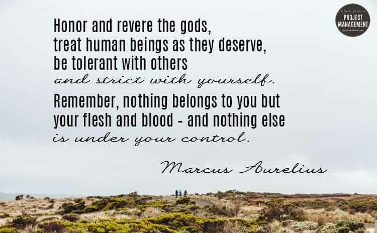 Cita de Marcus Aurelius